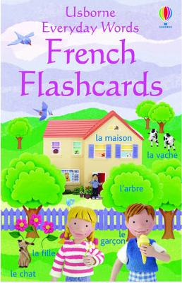 Everyday Words In French Sticker Book by