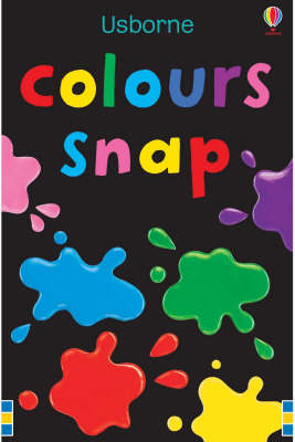 Colours Snap Cards by