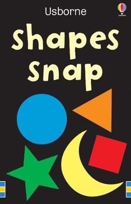 Shapes Snap Cards by