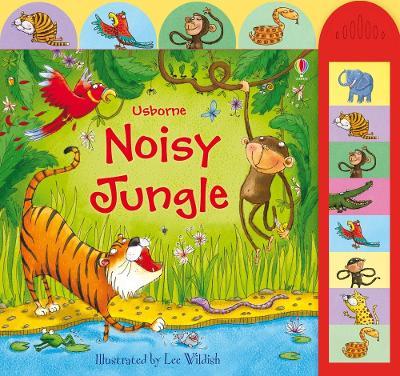 Noisy Jungle by Sam Taplin