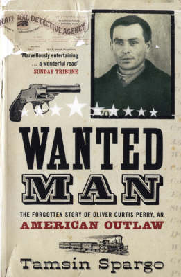Wanted Man by Tamsin Spargo