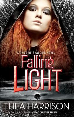 Falling Light Number 2 in series by Thea Harrison