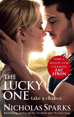 The Lucky One: Film tie-in edition by Nicholas Sparks