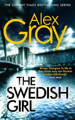 The Swedish Girl by Alex Gray, Sandra McGruther