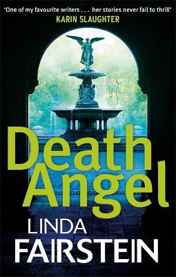 Death Angel by Linda Fairstein