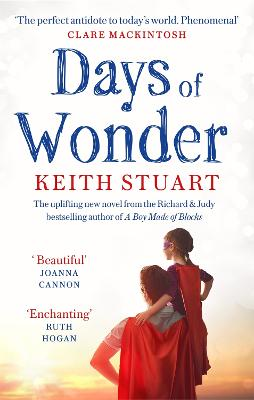 Cover for Days of Wonder  by Keith Stuart