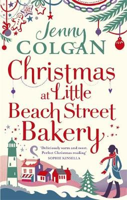 Cover for Christmas at the Little Beach Street Bakery by Jenny Colgan