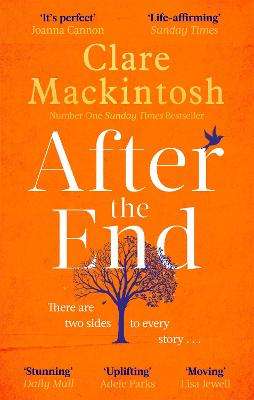 Cover for After the End by Clare Mackintosh