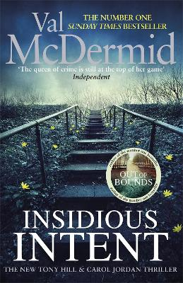 Cover for Insidious Intent (Tony Hill and Carol Jordan, Book 10) by Val McDermid