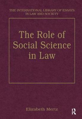 The Role of Social Science in Law by Professor Elizabeth Mertz