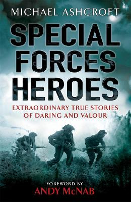 Special Forces Heroes by Michael Ashcroft