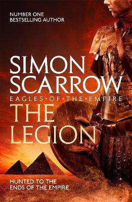 The Legion by Simon Scarrow