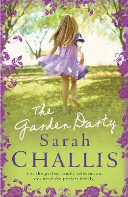 The Garden Party by Sarah Challis