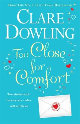 Too Close for Comfort by Clare Dowling