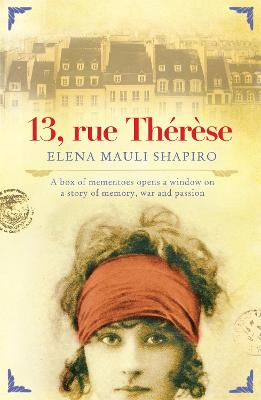 13 rue Therese by Elena Mauli Shapiro