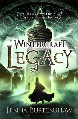 Wintercraft: Legacy by Jenna Burtenshaw