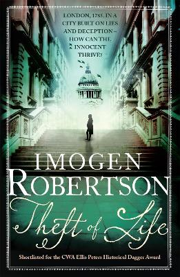Theft of Life by Imogen Robertson