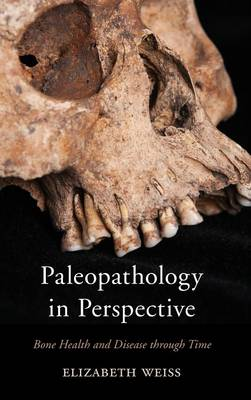 Paleopathology in Perspective Bone Health and Disease Through Time by Elizabeth Weiss