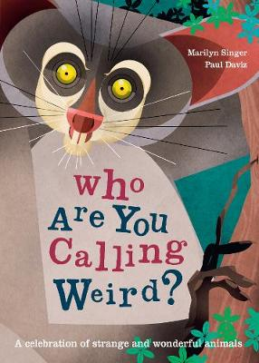 Who Are You Calling Weird?