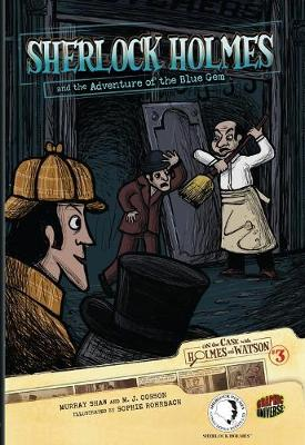 Sherlock Holmes And The Adventure Of The Blue Gum #3 by Sir Arthur Conan Doyle