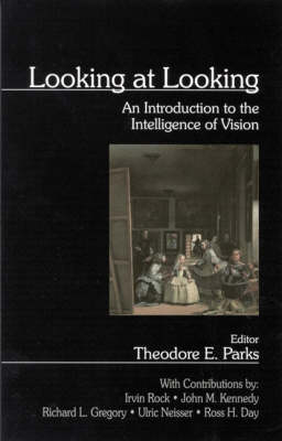 Looking at Looking An Introduction to the Intelligence of Vision by Theodore E. Parks