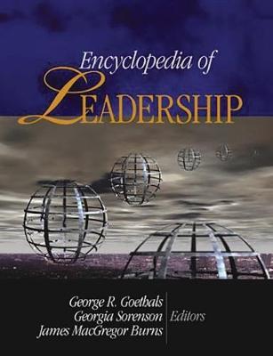 Encyclopedia of Leadership by James MacGregor Burns
