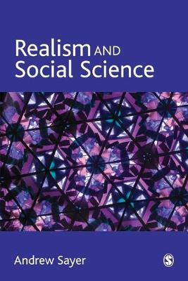 Realism and Social Science by Andrew Sayer