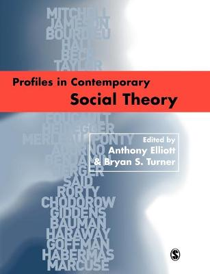 Profiles in Contemporary Social Theory by Anthony Elliott