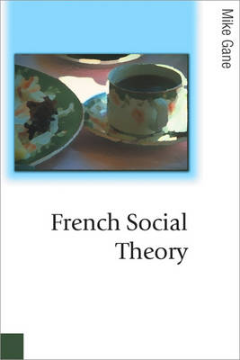 French Social Theory by Mike Gane
