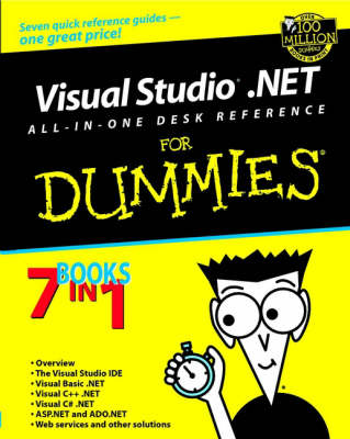Visual Studio.NET All-in-One Desk Reference For Dummies by Nitin Pandey, Yesh Singhal, Mridula Parihar