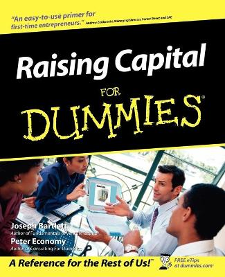 Raising Capital for Dummies by Joseph W. Bartlett, Peter Economy