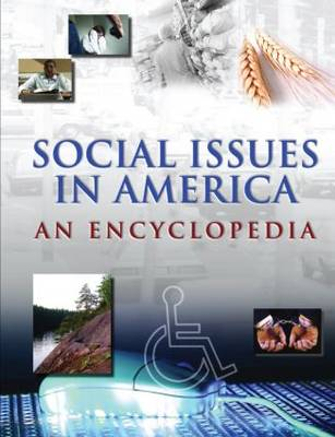 Social Issues in America An Encyclopedia by James Ciment
