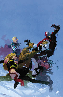 Uncanny X-Force Uncanny X-force: Deathlok Nation Deathlok Nation by Rick Remender