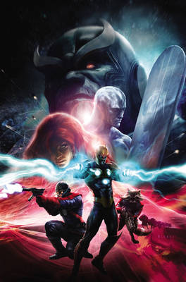 The Thanos Imperative by Dan Abnett, Andy Lanning, Brad Walker