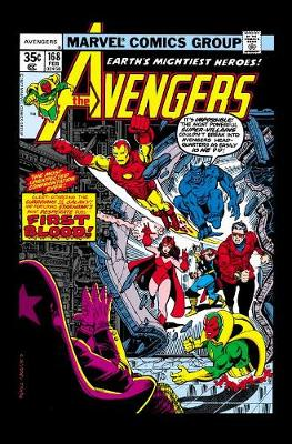 Essential Avengers Vol. 8 by Marv Wolfman, Jim Shooter, John Byrne