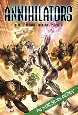 Annihilators by Dan Abnett, Andy Lanning, Tan Eng Huat