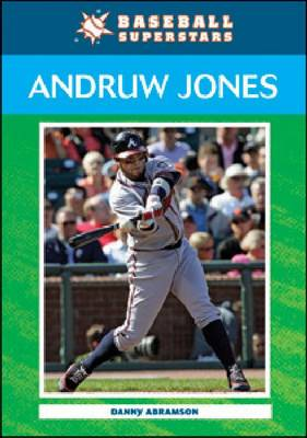 Andruw Jones by Danny Abramson