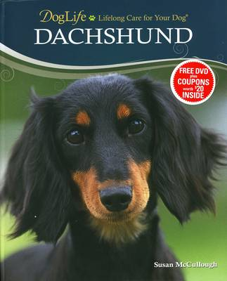 Dachshund Lifelong Care for Your Dog by Susan McCullough