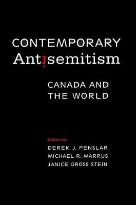 Contemporary Antisemitism Canada and the World by Derek J. Penslar