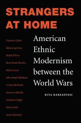 Strangers at Home American Ethnic Modernism between the World Wars by Rita Keresztesi
