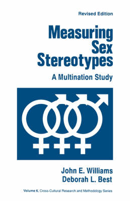 Measuring Sex Stereotypes A Multination Study by John E. Williams, Deborah L. Best