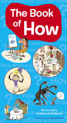 The Book of How by Martine Laffon, Hortense De Chabaneix