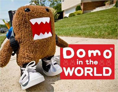 Domo in the World by Iain Browne