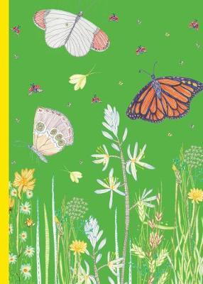 Butterfly Fields Eco-journal by Jill Bliss