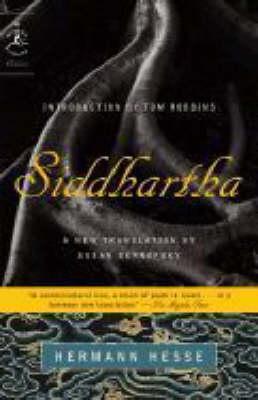 Siddhartha by Hermann Hesse, Tom Robbins