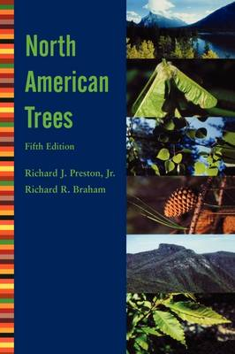 North American Trees by PRESTON JR