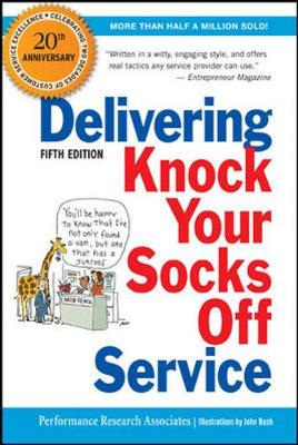 Delivering Knock Your Socks Off Service by Performance Research Associates