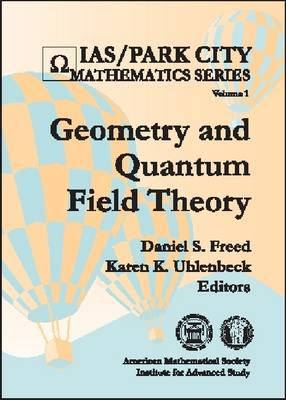 Geometry and Quantum Field Theory by