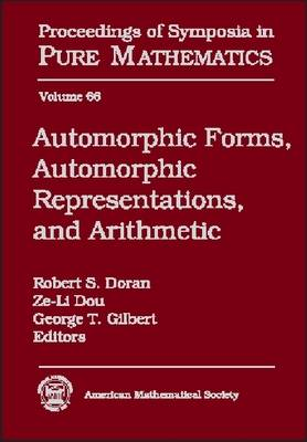 Automorphic Forms, Automorphic Representations and Arithmetic NSF-CBMS Regional Conference in Mathematics on Euler Products and Eisenstein Series, May 20-24, 1996, Texas Christian University by