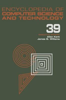 Encyclopedia of Computer Science and Technology Entity Identification to Virtual Reality in Driving Simulation by Allen Kent